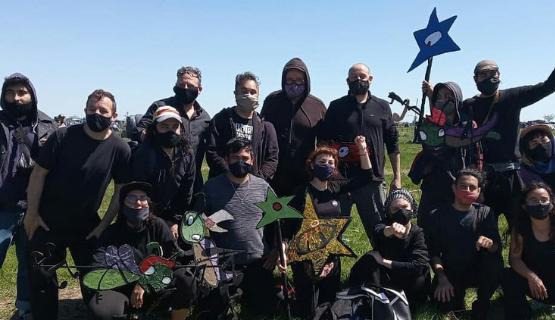 Los Hermanos Guerra presentes en la toma de Guernica