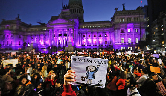 La Maestría en Género y Derechos de la UNGS en los medios