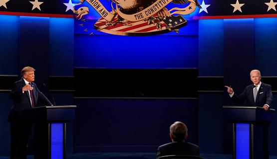Trump vs Biden, esta semana en Periscopio