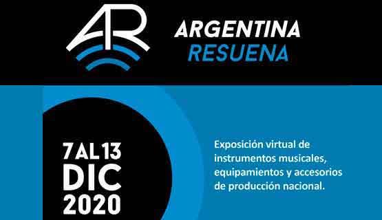 Exposición de Luthería: Argentina Resuena