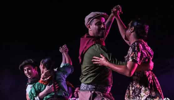 Llega la UNGS Danza 2020