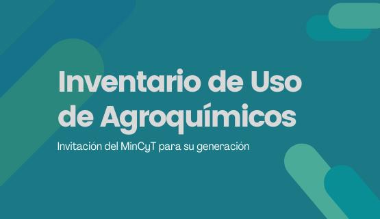 imagen de portada de inventario de uso de agroquimicos