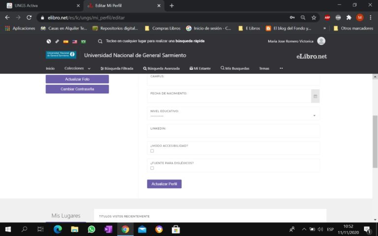 OpenDyslexis: nueva fuente en la Plataforma eLibro