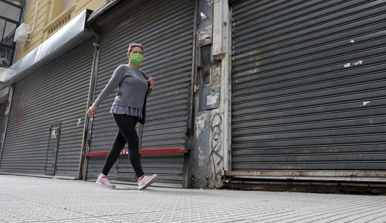 Impactos de la pandemia en el conurbano | Rodrigo Carmona en Página/12