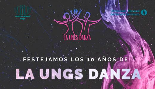10 años de la UNGS Danza