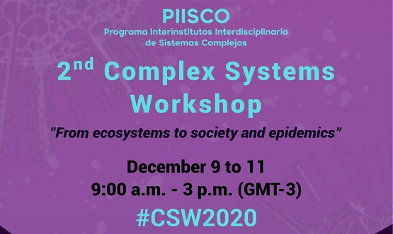 Workshop: De los ecosistemas a la sociedad y las epidemias