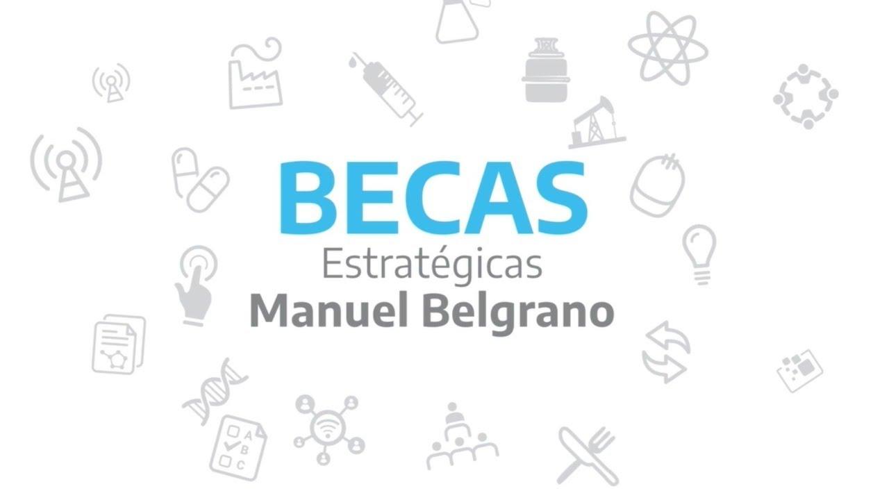 Becas Estratégicas Manuel Belgrano