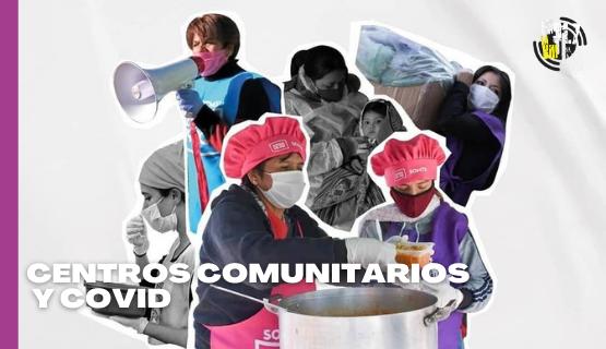 Centros Comunitarios | Educadoras reclaman ser vacunadas contra el Covid-19