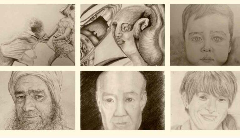 Muestra: diplomatura de Artes Visuales