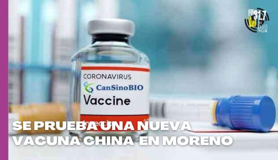 Covid-19 | Prueban nueva vacuna en un hospital de Moreno