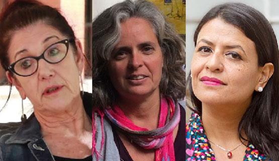 Charla La economía feminista en la construcción de otra economía
