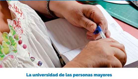 Inscripción abierta: Cursos y talleres UPAMI para adultos mayores