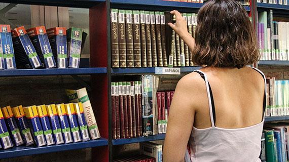 Biblioteca: Modificación de días y horarios de atención