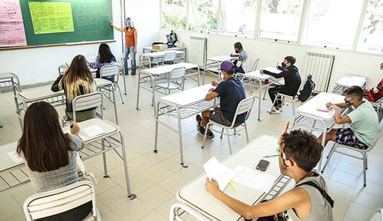 Escuela Secundaria: Cuidar la continuidad