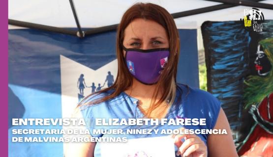 Entrevista | Elizabeth Farese: