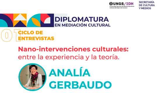 Nano-intervenciones culturales: entre la experiencia y la teoría