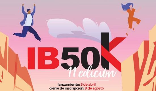 Lanzamiento de la 11ª edición del Concurso IB50K