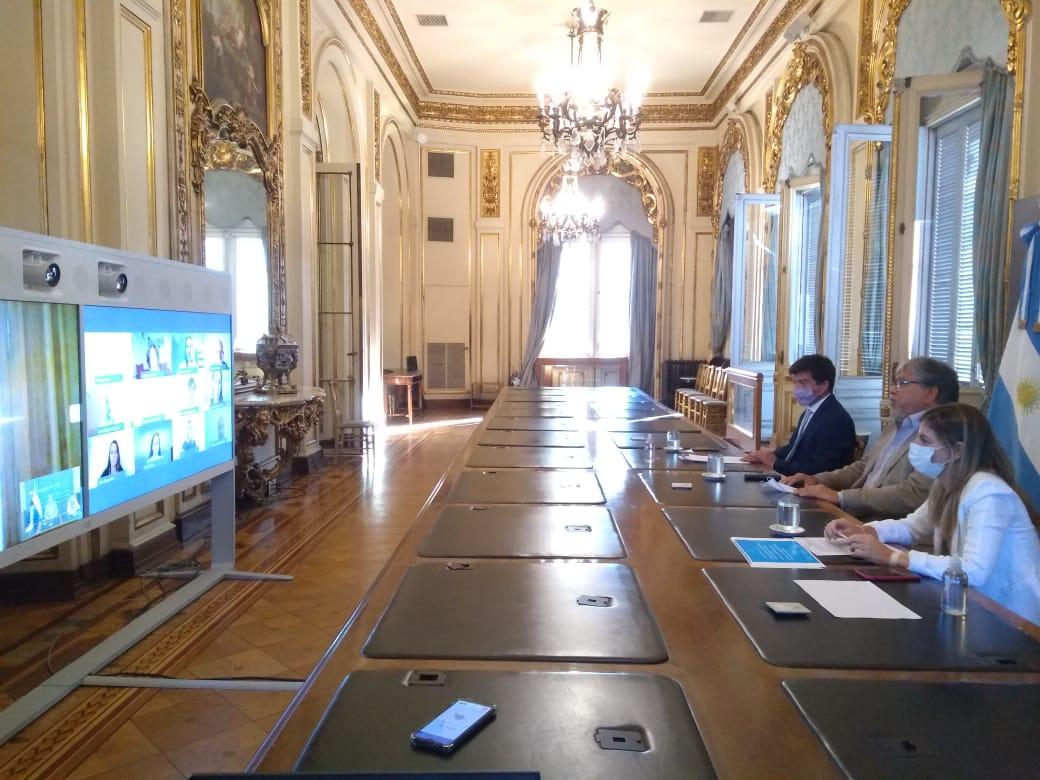 """""""Territorios en Acción"""", un proyecto del Observatorio del Conurbano, impulsó el lanzamiento de la Red de Estudios sobre la Sociedad Civil Argentina"""