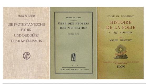 Seminario de posgrado sobre Max Weber, Norbert Elias y Michel Foucault