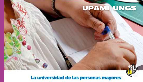 UPAMI en la UNGS | Cursos y talleres para adultos mayores