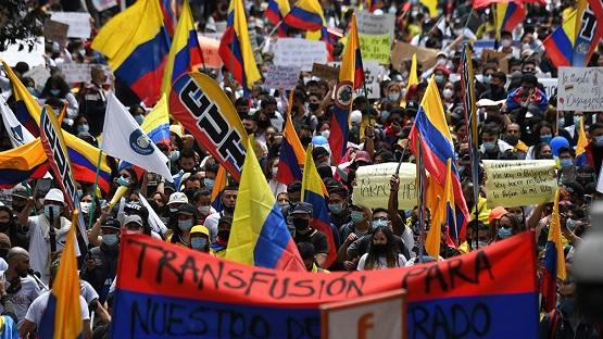 Comunicado de la Red Interuniversitaria de Derechos Humanos del CIN sobre la situación en Colombia