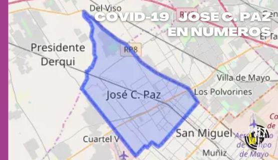 COVID-19 | ¿Cómo enfrenta José C. Paz al virus?