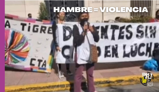 Tigre | Docentes organizados denuncian falta de cargos
