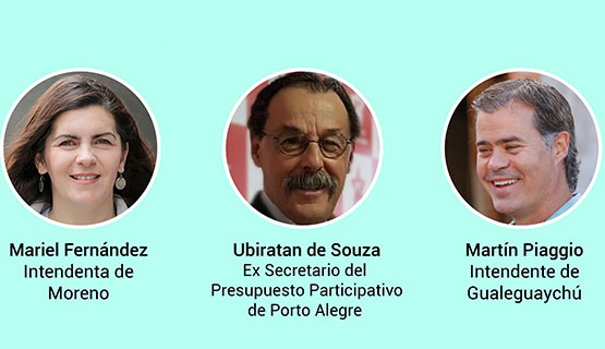 Panel Participación ciudadana y derecho a la ciudad