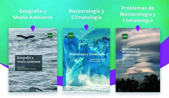 Presentación de libros sobre medio ambiente y climatología