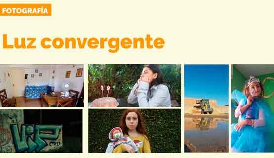 Muestra fotográfica: Luz convergente