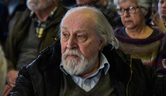 Despedida a Carlos González Gartland, luchador por los derechos humanos