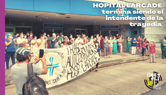 Hospital Larcade | La provincia quiso intervenir, pero el municipio se negó