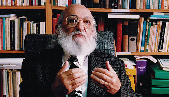Conversatorio sobre Paulo Freire, a 100 años de su nacimiento