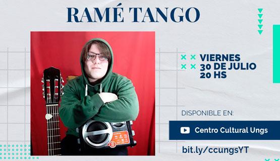 Concierto de Ramé Tango