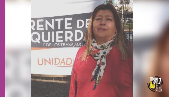 ELECCIONES | Entrevista con la precandidata Valeria Bibiano por FIT-U MST en José C Paz