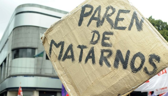 65 niñes estaban a cargo de las 94 víctimas de femicidios ocurridos en 2020 en la provincia de Buenos Aires | Informe de la UNGS en Las12