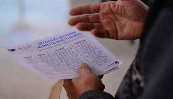 El presupuesto participativo municipal en pandemia   El equipo del PP UNGS en Página 12