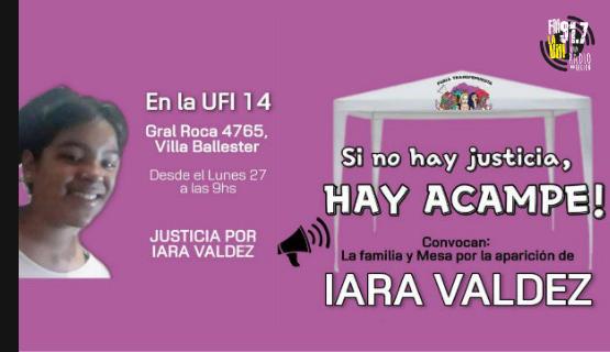 ¿Dónde está Iara Valdez? 67 días sin saber de ella