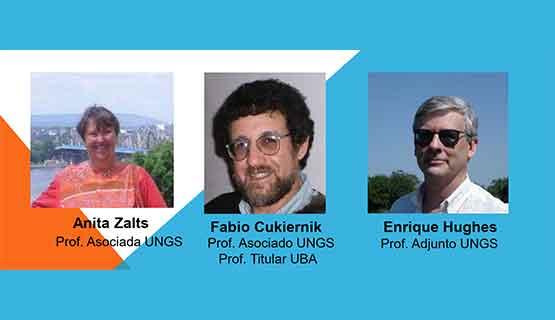 25 años del Área de Química: Charla con referentes históricos