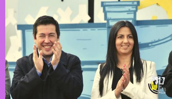 Noelia Correa asume como Intendenta interina de Malvinas Argentinas