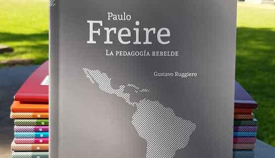 """""""A 100 años del nacimiento de Freire, aún tenemos enormes deudas con una real democratización de las instituciones educativas"""""""