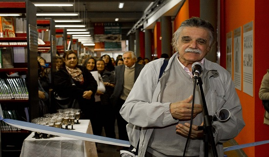 Con un homenaje a Horacio González comenzó el XXI Encuentro de Bibliotecas del Noroeste del Conurbano