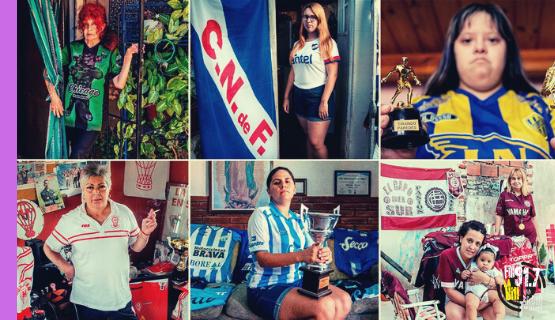 Cuerpas reales, Hinchas reales: Feminismos , fútbol y fotografía