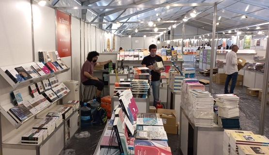 La UNGS en la Feria del Libro de Malvinas Argentinas