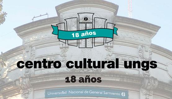 El Centro Cultural cumple 18 años