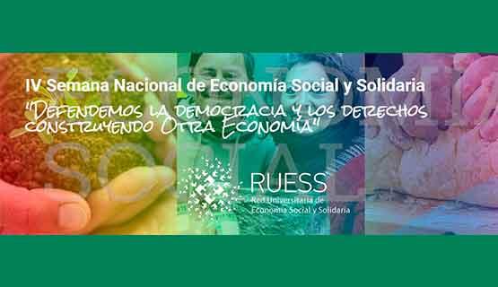 La UNGS en la Semana nacional de la Economía Social y Solidaria